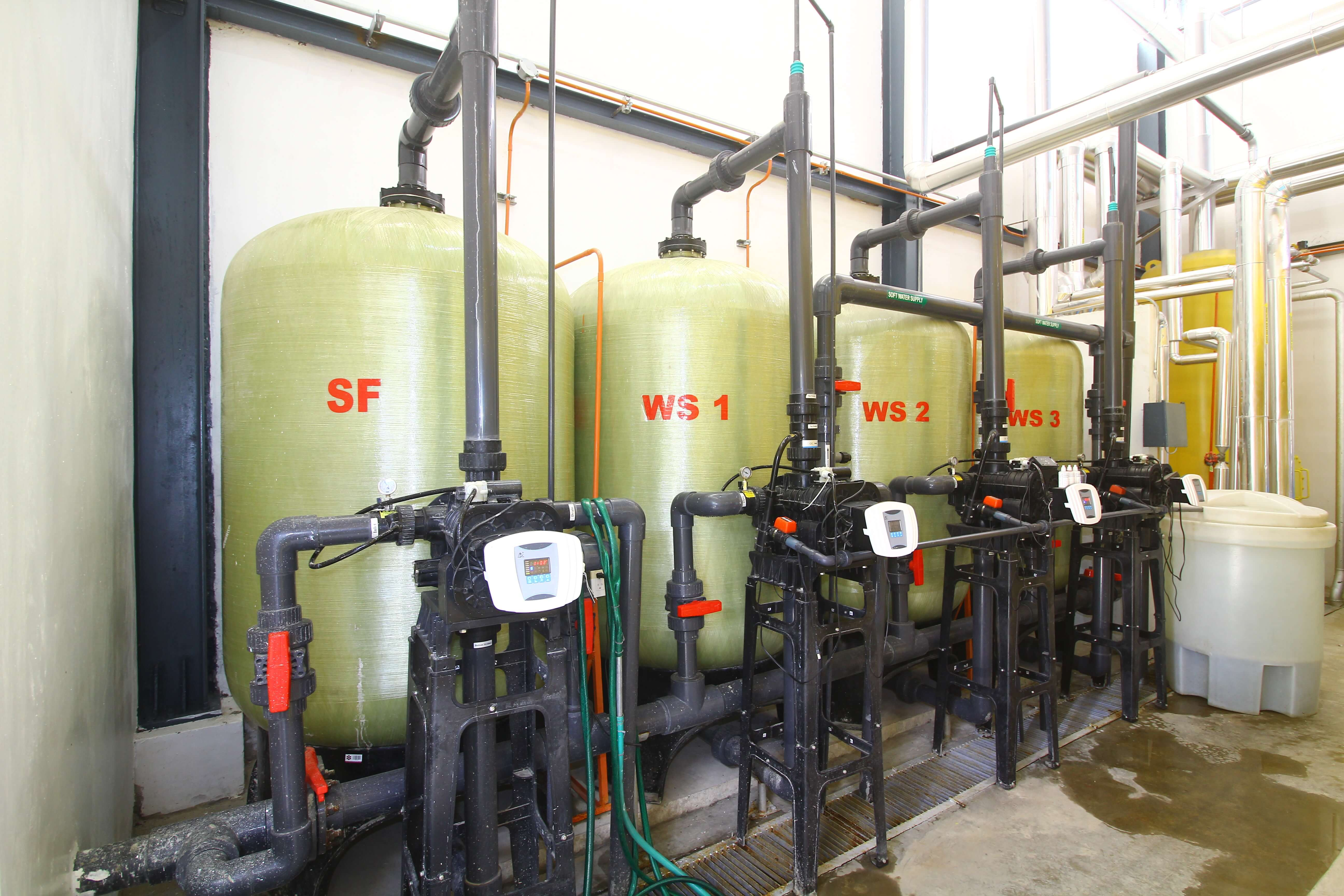 Water Filtrationg And Softening System Project